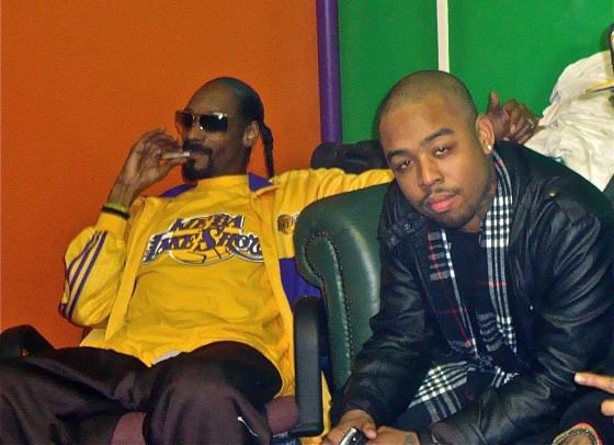 Terrace & Snoop